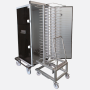 ScanBox BM H20 Rational 201 verwarmde wagen t.b.v. Rational 201 ovenrek